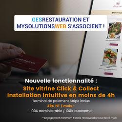 MysolutionsWEB Click & Collect pour vous aider à traverser cette nouvelle crise